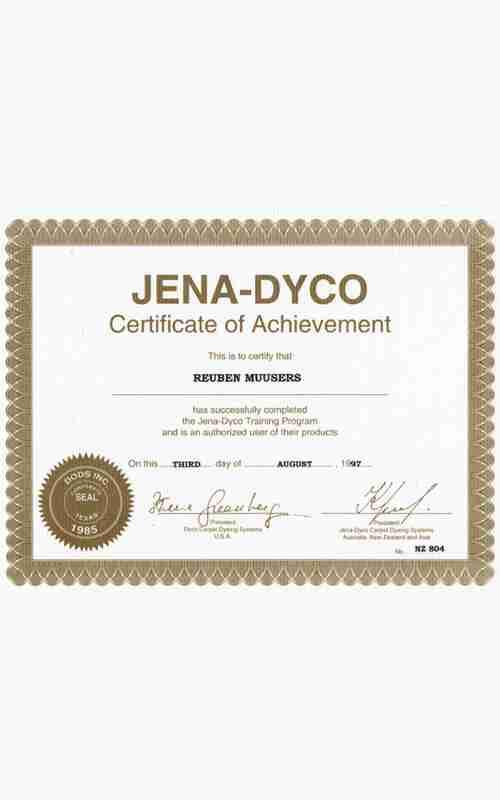 Carpet-dyeing-Certificate